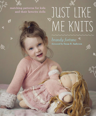 Just Like Me Knits by Brandy Fortune