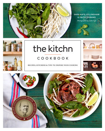 The Kitchn Cookbook by Sara Kate Gillingham and Faith Durand