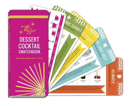 Mrs. Lilien's Dessert Cocktail Swatchbook by Kelley Lilien