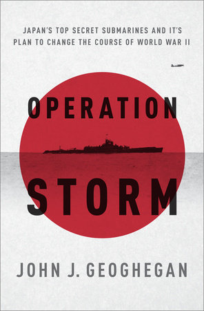 Operation Storm by John Geoghegan