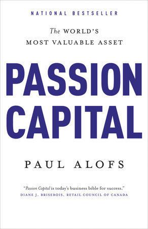 Passion Capital by Paul Alofs