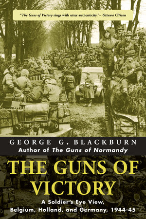 The Guns of Victory by George Blackburn