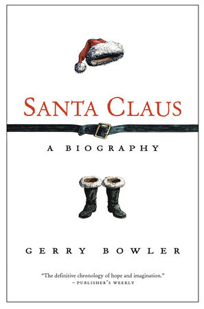 Santa Claus by Gerry Bowler