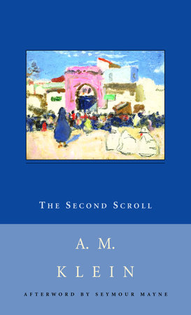 The Second Scroll by Abraham Moses Klein