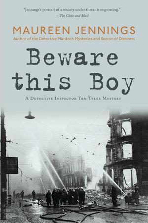 Beware This Boy
