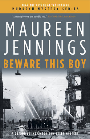 Beware This Boy by Maureen Jennings