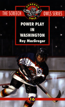 Power Play In Washington (#16) by Roy MacGregor