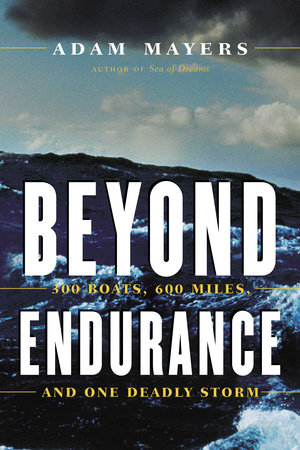 Beyond Endurance by Adam Mayers