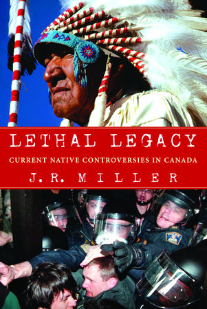 Lethal Legacy by J.R. Miller