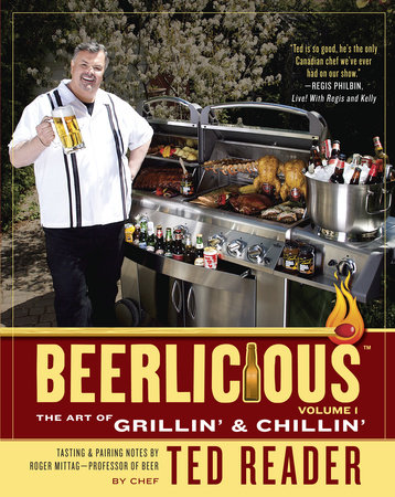 Beerlicious by Ted Reader