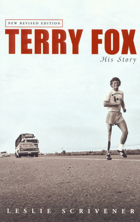 Terry Fox by Leslie Scrivener