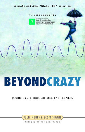 Beyond Crazy by Julia Nunes and Scott Simmie