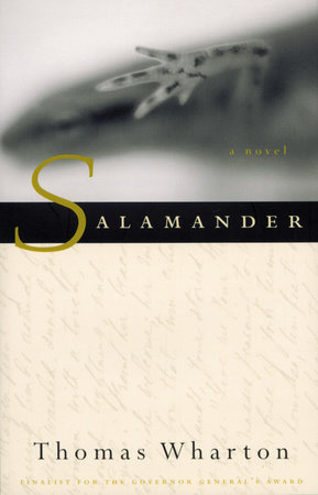 Salamander by Thomas Wharton
