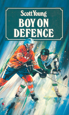 Boy on Defence by Scott Young