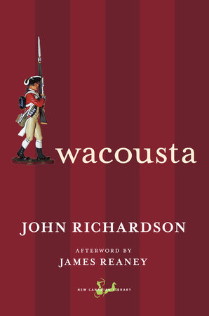 Wacousta by John Richardson