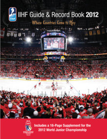 IIHF 2012 Guide and Record Book