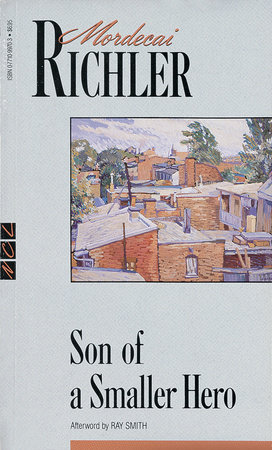 Son of a Smaller Hero by Mordecai Richler