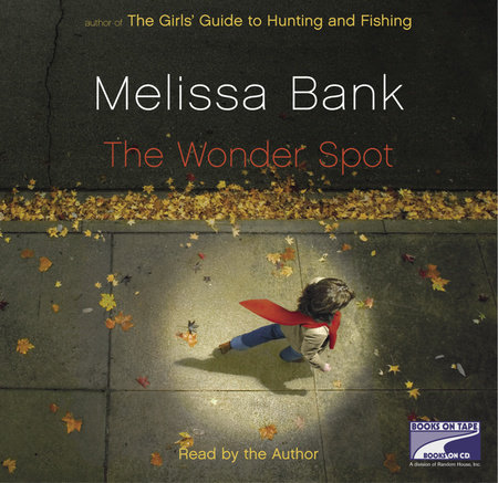 The Wonder Spot by Melissa Bank