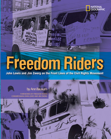 Freedom Riders RLB by Ann Bausum