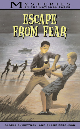 Escape From Fear by Gloria Skurzynski and Alane Ferguson