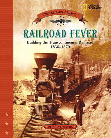 Railroad Fever by Monica Halpern