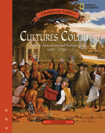 Cultures Collide by Ann Rossi