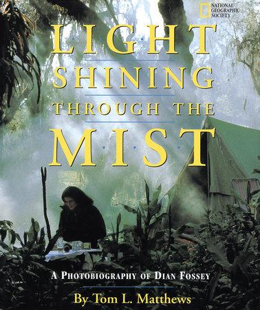 Light Shining Through the Mist by Tom Mathews