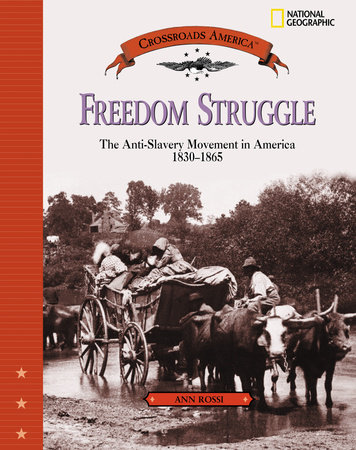 Freedom Struggle by Ann Rossi