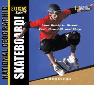 Extreme Sports Skateboard!