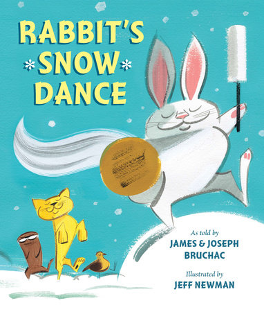 Rabbit's Snow Dance