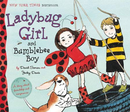 Ladybug Girl and Bumblebee Boy by Jacky Davis