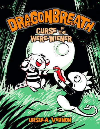 Dragonbreath #3 by Ursula Vernon