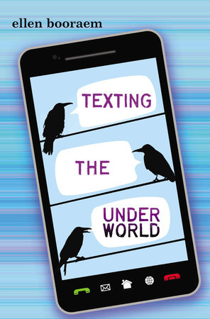 Texting the Underworld by Ellen Booraem