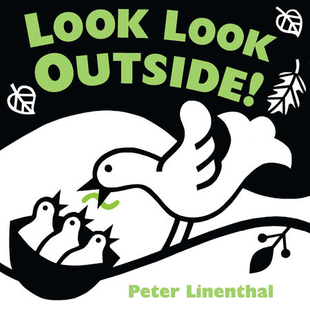 Look Look Outside by Peter Linenthal