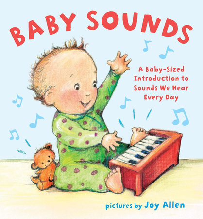 Baby Sounds by Joy Allen