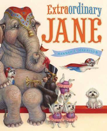 Extraordinary Jane by Hannah E. Harrison