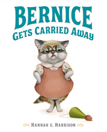 Bernice Gets Carried Away Book Cover Picture
