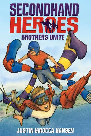 Brothers Unite by Justin LaRocca Hansen