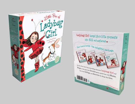 Little Box of Ladybug Girl by David Soman