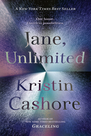 The cover of the book Jane, Unlimited