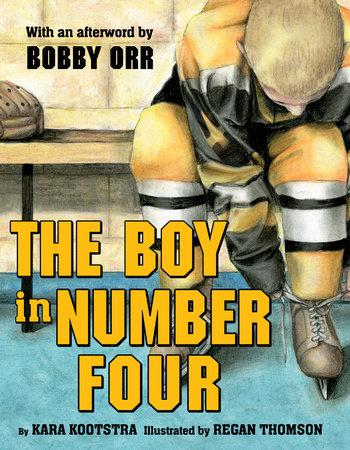 PP Boy in Number 4 -DWF Acct ONLY by Kara Kootstra