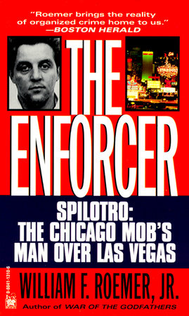 Enforcer by William F. Roemer, Jr.