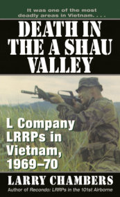 Death in the a Shau Valley