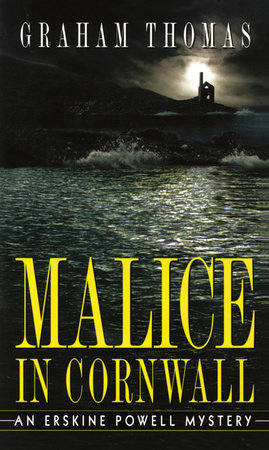 Malice in Cornwall by Graham Thomas
