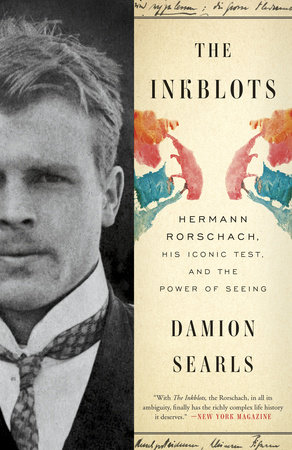 The cover of the book The Inkblots