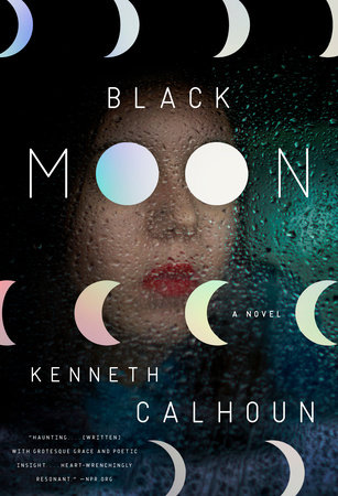 The cover of the book Black Moon
