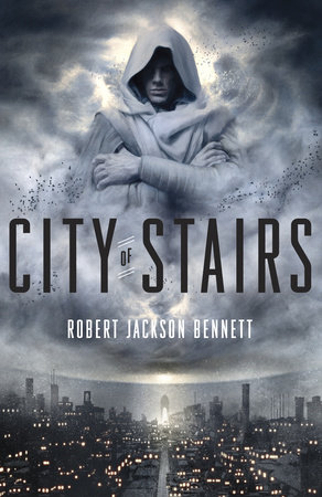 The cover of the book City of Stairs
