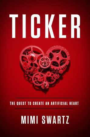 The cover of the book Ticker