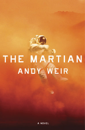 The Martian Book Cover Picture