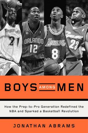 Boys Among Men by Jonathan Abrams